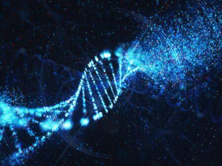 zmogaus-DNA-molekule